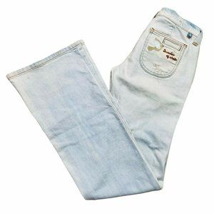 Freedom of Choice Bootcut Low Rise Jeans 25